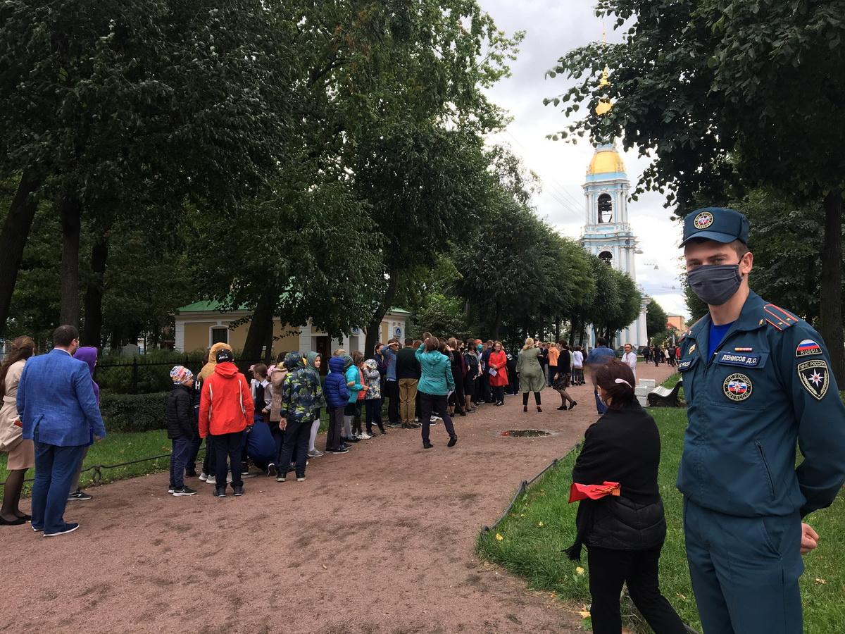 Месячник безопасности в Адмиралтейском районе